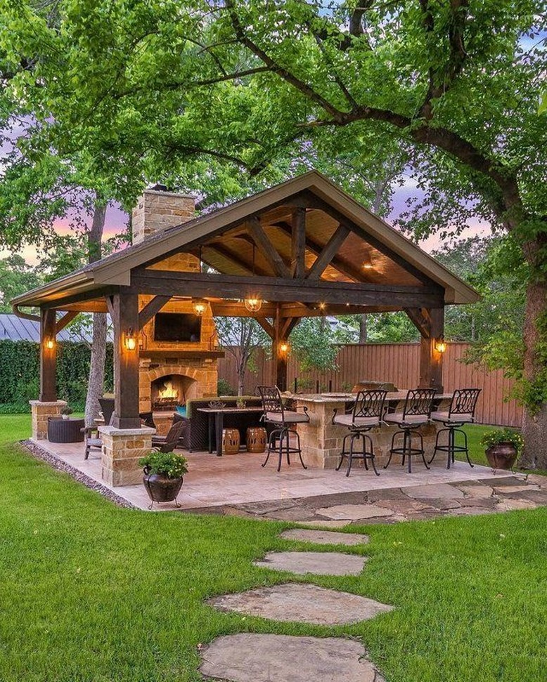 10 Safety Tips For Outdoor Fireplaces Home Decor 12