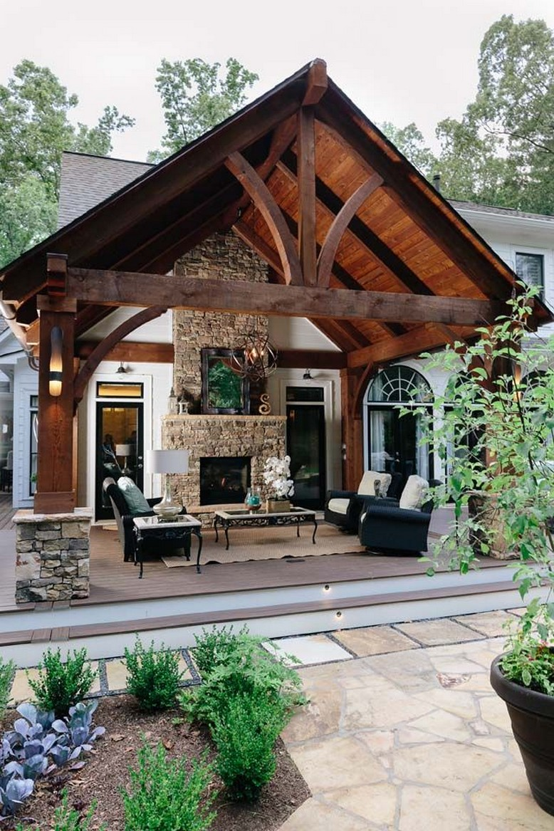 10 Safety Tips For Outdoor Fireplaces Home Decor 14