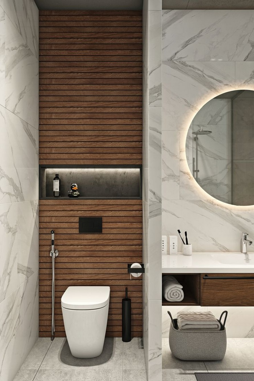 11 All About Bathroom Interior Design Home Decor 20