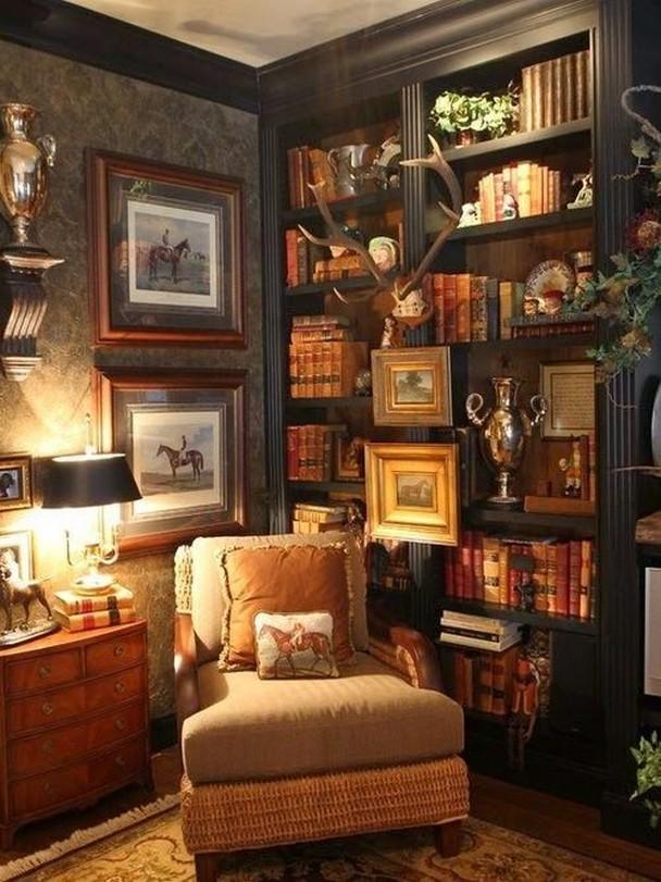 11 Home Library Furniture Ideas – Home Decor 13