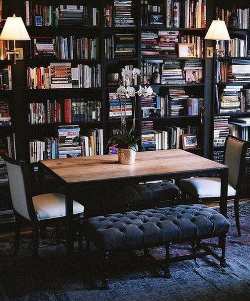 11 Home Library Furniture Ideas – Home Decor 16