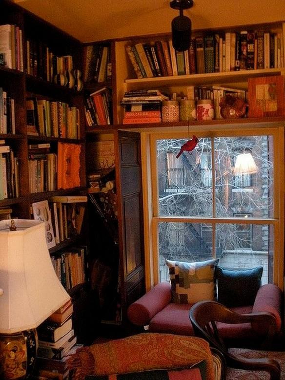 11 Home Library Furniture Ideas – Home Decor 3
