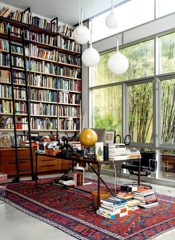 11 Home Library Furniture Ideas – Home Decor 4