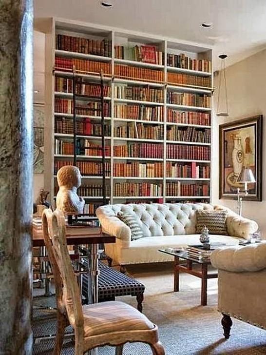 11 Home Library Furniture Ideas – Home Decor 9