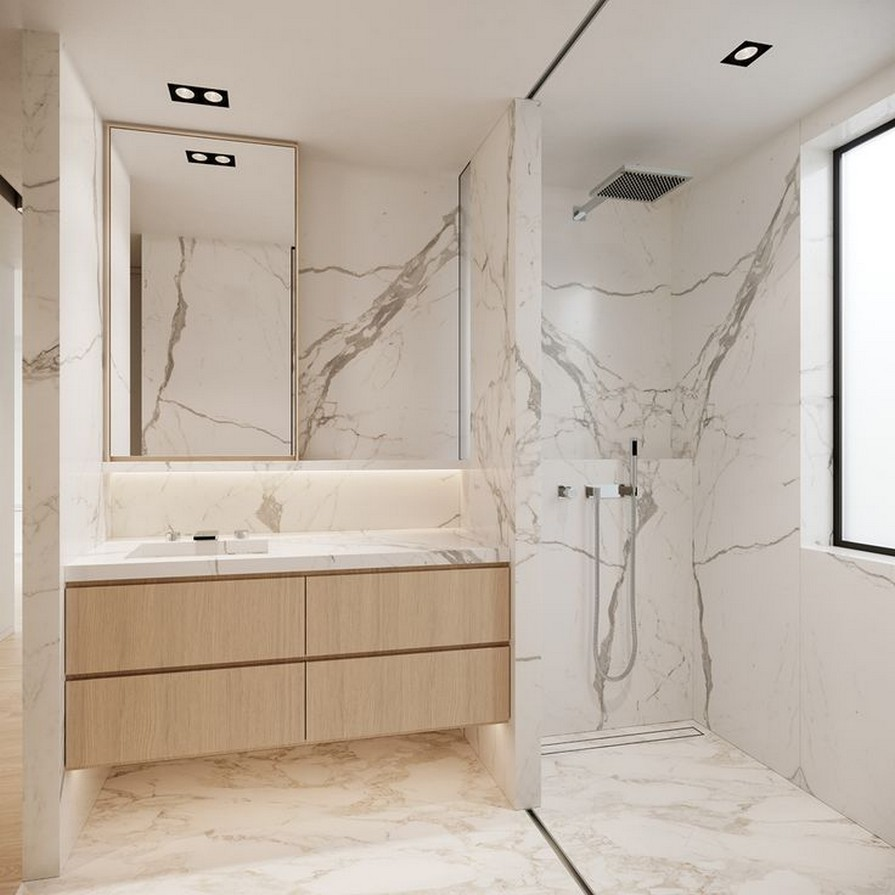 11 MOdern Bathroom Design Ideas Home Decor 55