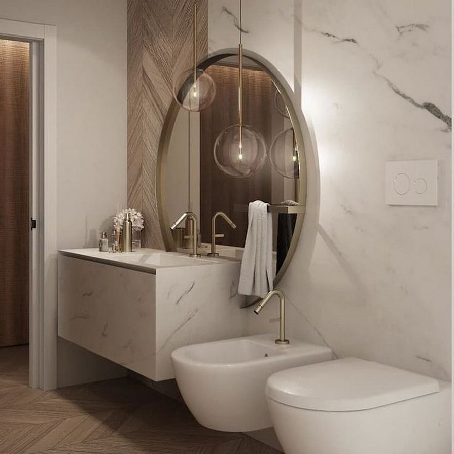 11 MOdern Bathroom Design Ideas Home Decor 60