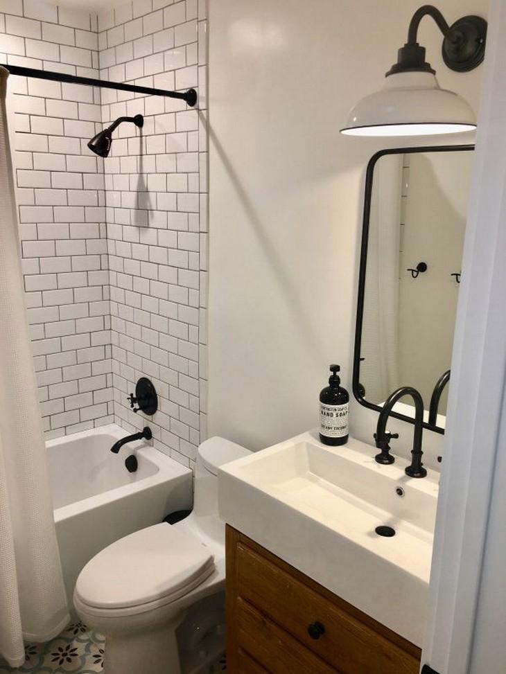 11 Modern Bathroom Remodeling Home Decor 1