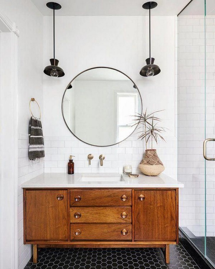11 Modern Bathroom Remodeling Home Decor 17