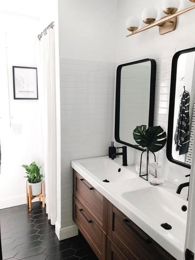 11 Modern Bathroom Remodeling Home Decor 21