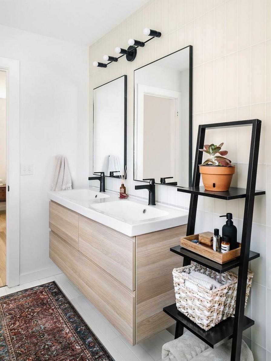 11 Modern Bathroom Remodeling Home Decor 4
