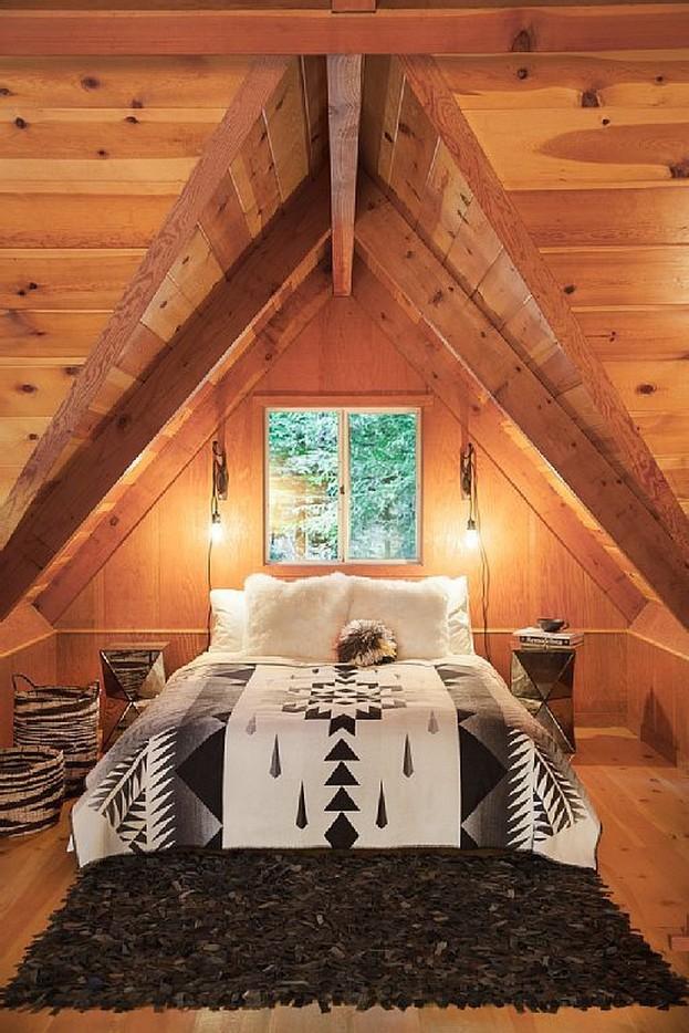 12 Catskills Cabin Rental Home Decor 14