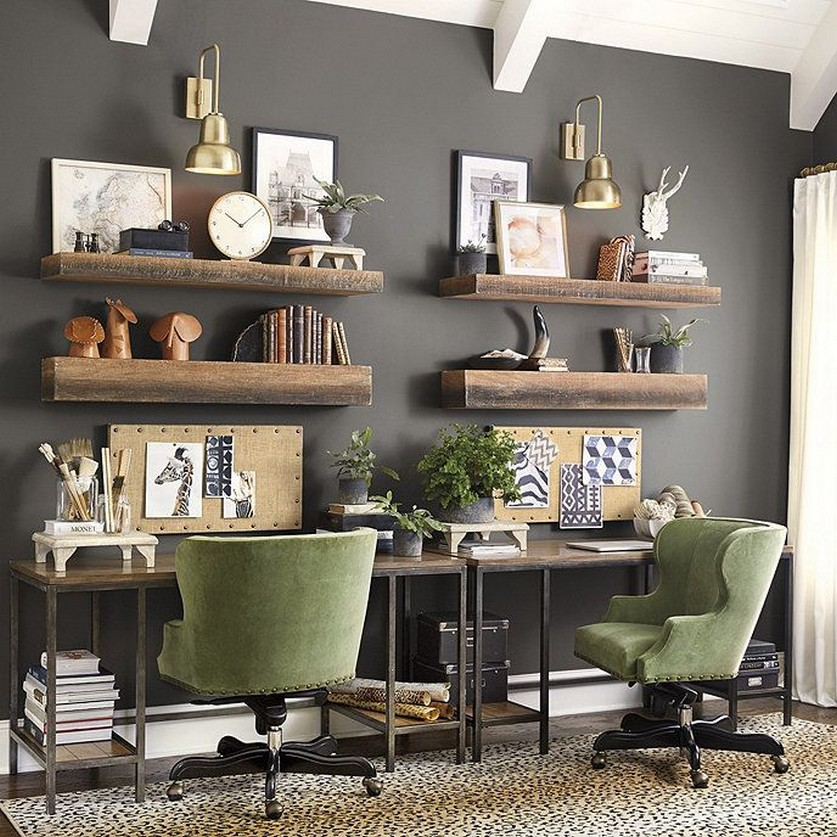 12 Creating The Perfect Work Space At Home Home Deccor 10