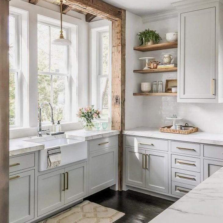 12 Creative Kitchen Cabinet Color Ideas Home Decor 8