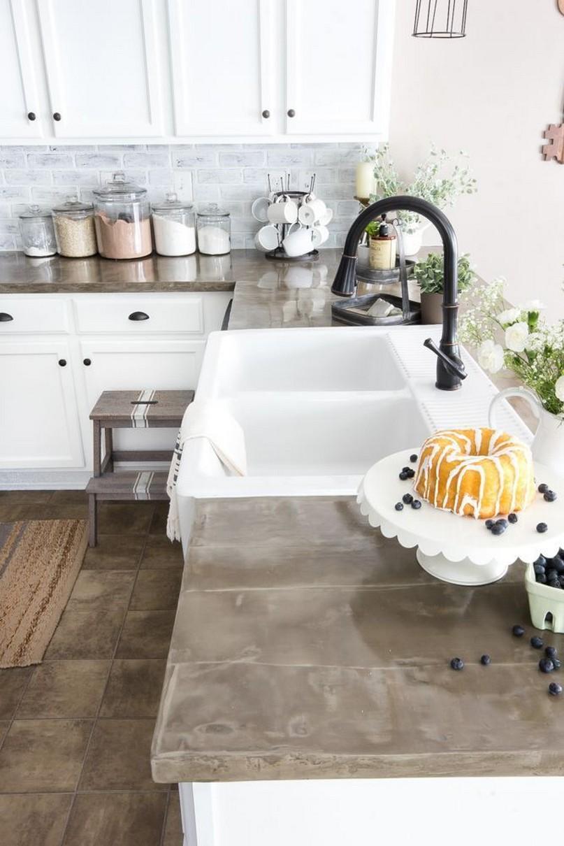 12 Simple Kitchen Backsplash Ideas Home Decor 1