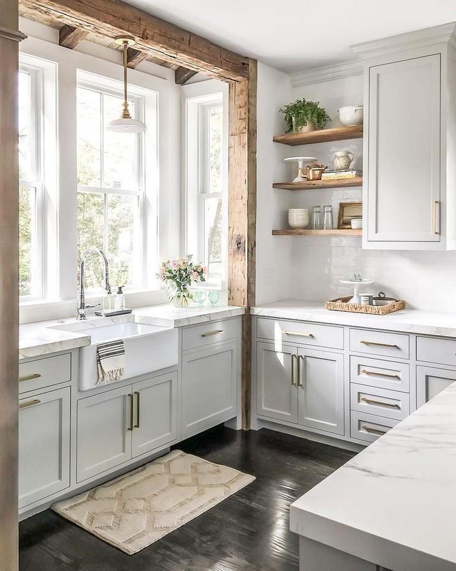 36 Kitchen Cabinet Installation Home Decor 35