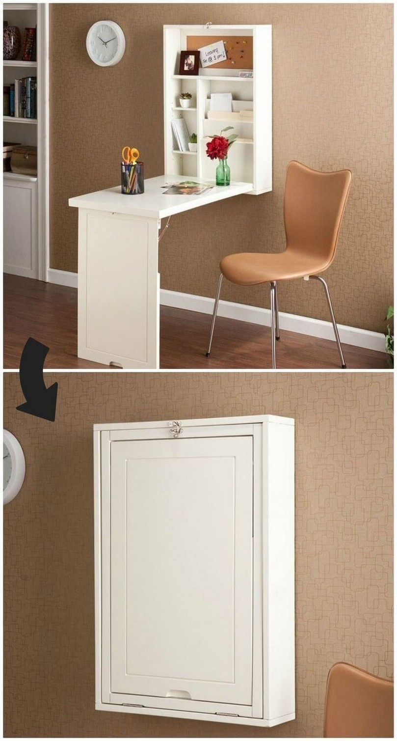 45 Space Saving Home Office Furniture – Home Decor 22