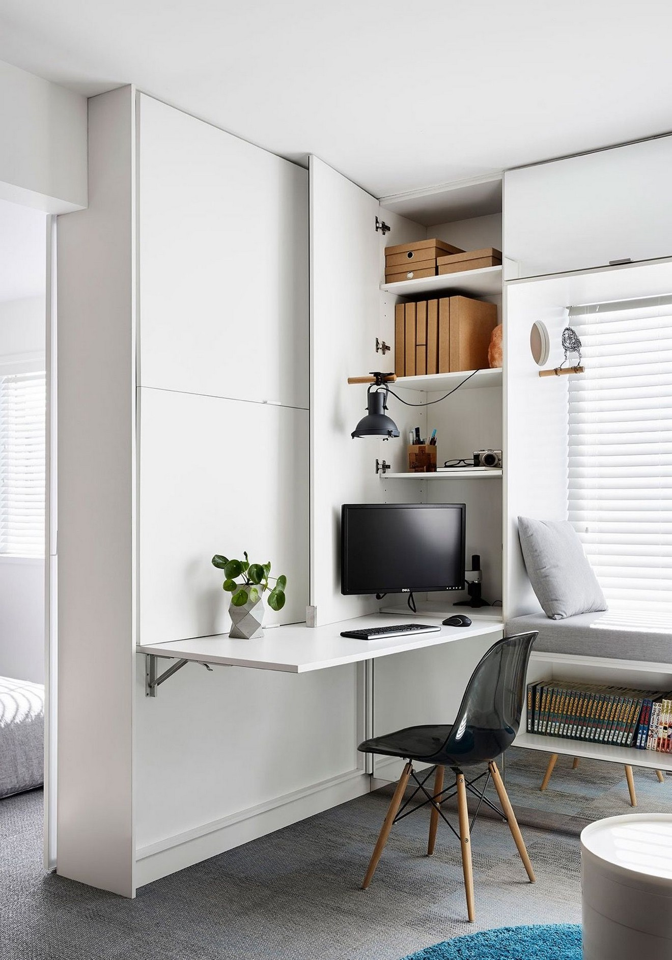 45 Space Saving Home Office Furniture – Home Decor 24