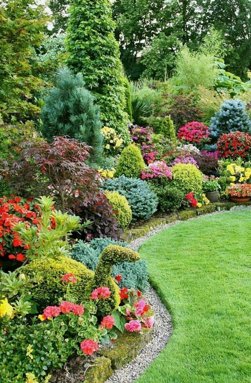 82 Five Great Backyard Landscaping Ideas Home Decor 14