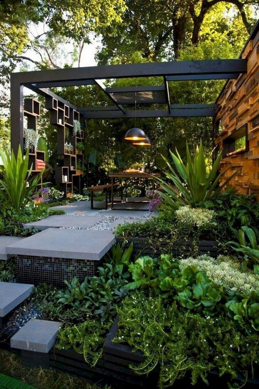 82 Five Great Backyard Landscaping Ideas Home Decor 3