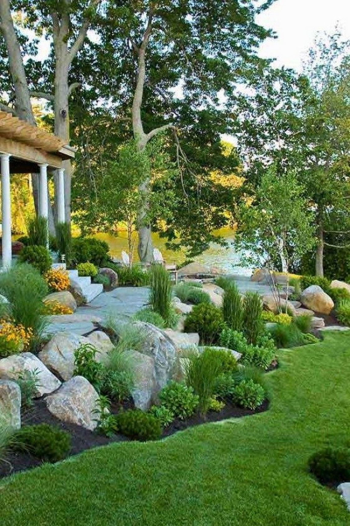 82 Five Great Backyard Landscaping Ideas Home Decor 9