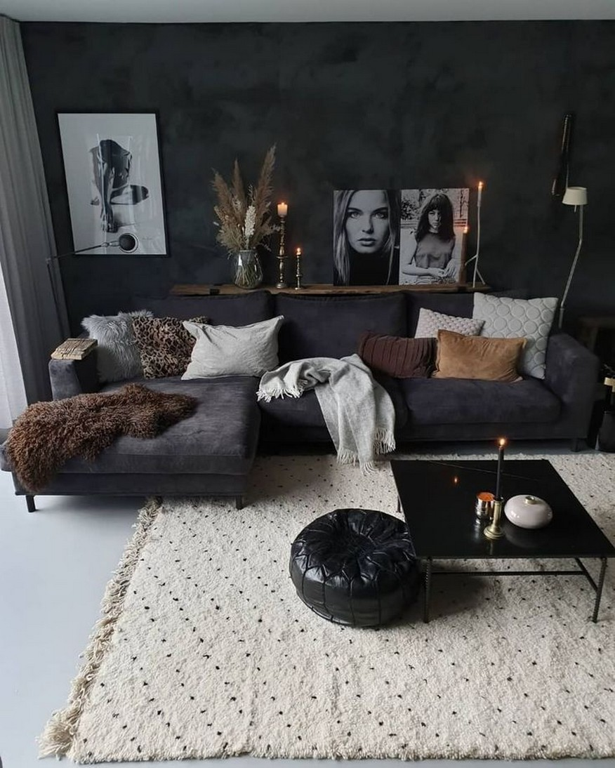 98 Living Room Decor Ideas For The Comfort Of Your Rest Home Decor 10