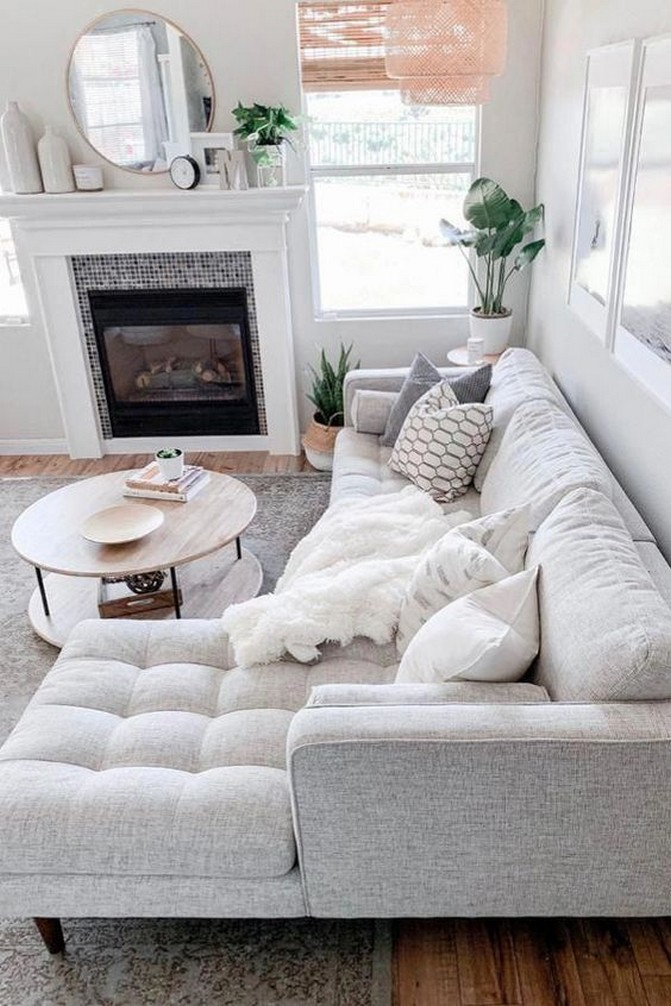 98 Living Room Decor Ideas For The Comfort Of Your Rest Home Decor 17