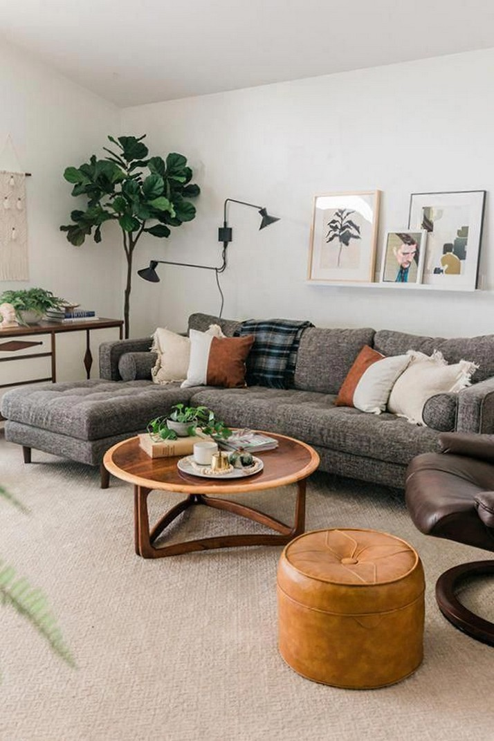 98 Living Room Decor Ideas For The Comfort Of Your Rest Home Decor 40