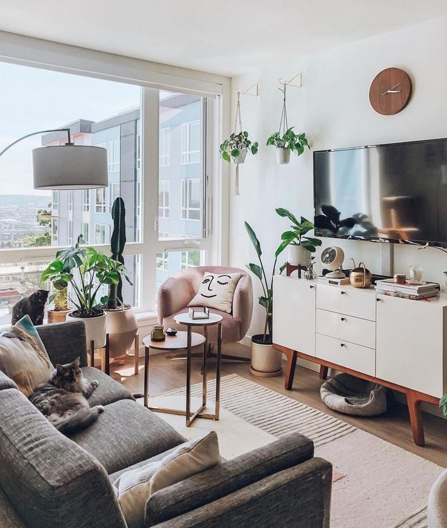 98 Living Room Decor Ideas For The Comfort Of Your Rest Home Decor 42