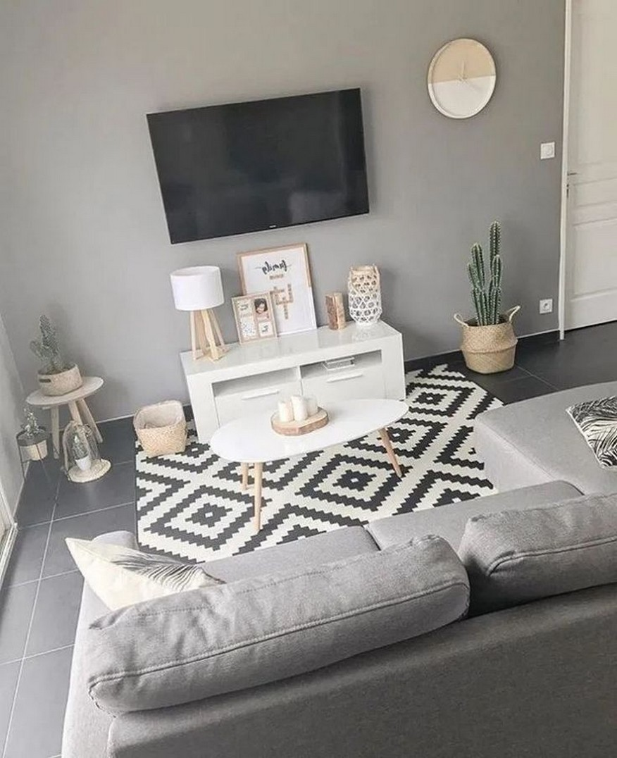 98 Living Room Decor Ideas For The Comfort Of Your Rest Home Decor 47