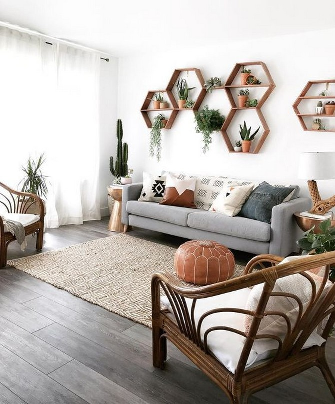 98 Living Room Decor Ideas For The Comfort Of Your Rest Home Decor 5