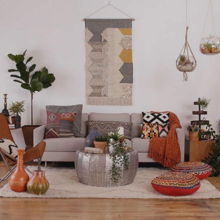 98 Living Room Decor Ideas For The Comfort Of Your Rest Home Decor 50