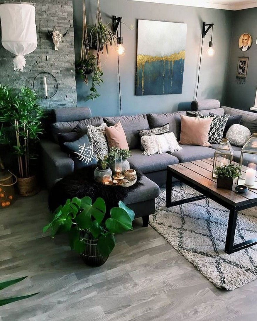 98 Living Room Decor Ideas For The Comfort Of Your Rest Home Decor 59
