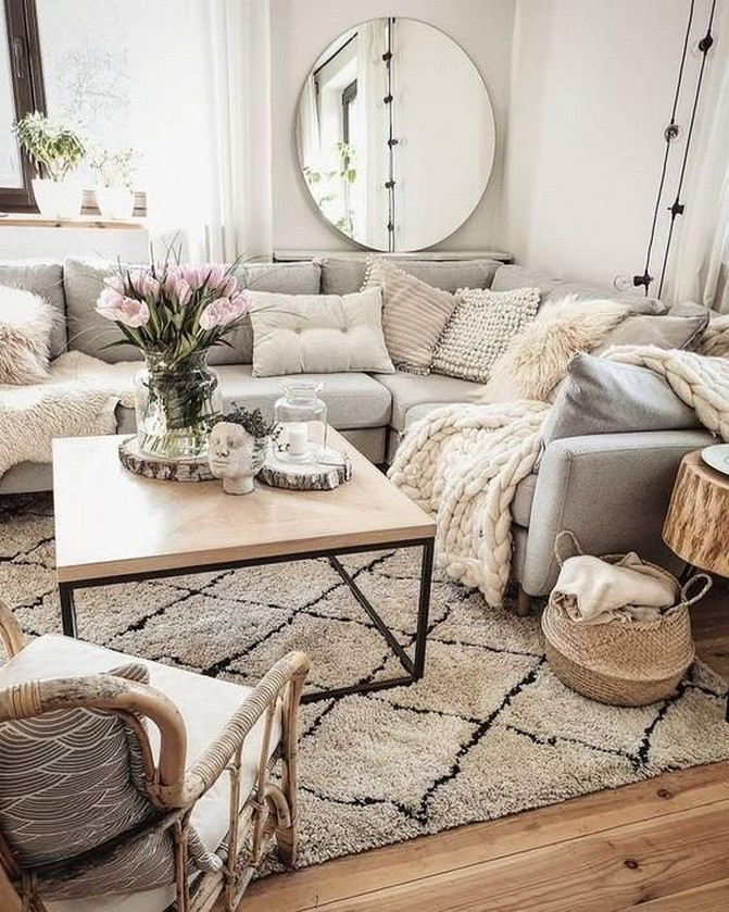 98 Living Room Decor Ideas For The Comfort Of Your Rest Home Decor 60