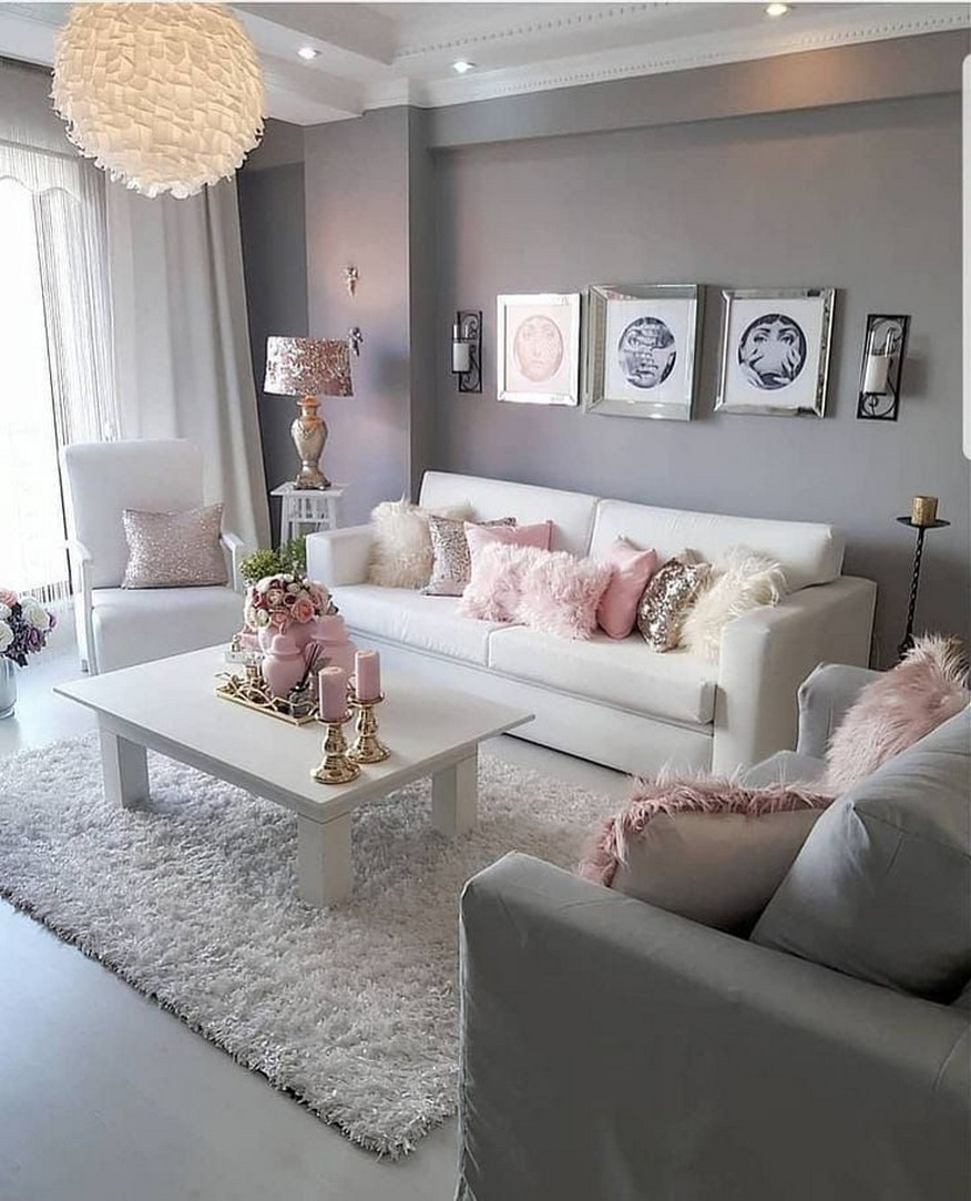 98 Living Room Decor Ideas For The Comfort Of Your Rest Home Decor 73