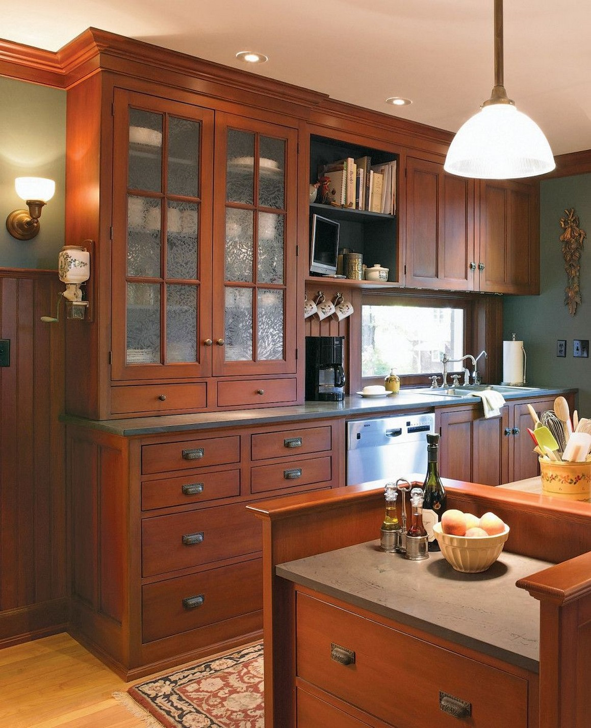71 Painted Kitchen Cabinets Ideas For Home Decor 30