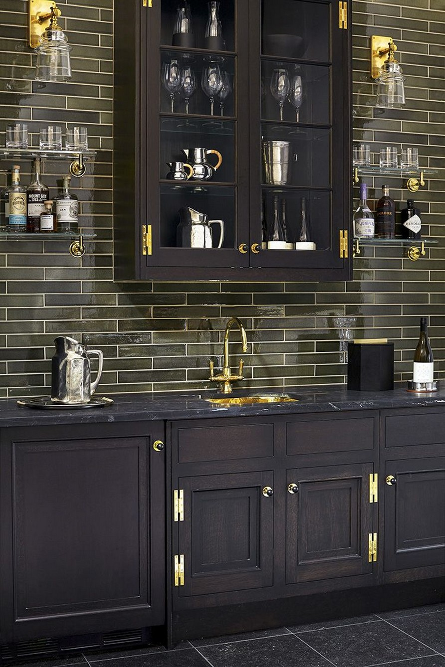 71 Painted Kitchen Cabinets Ideas For Home Decor 43