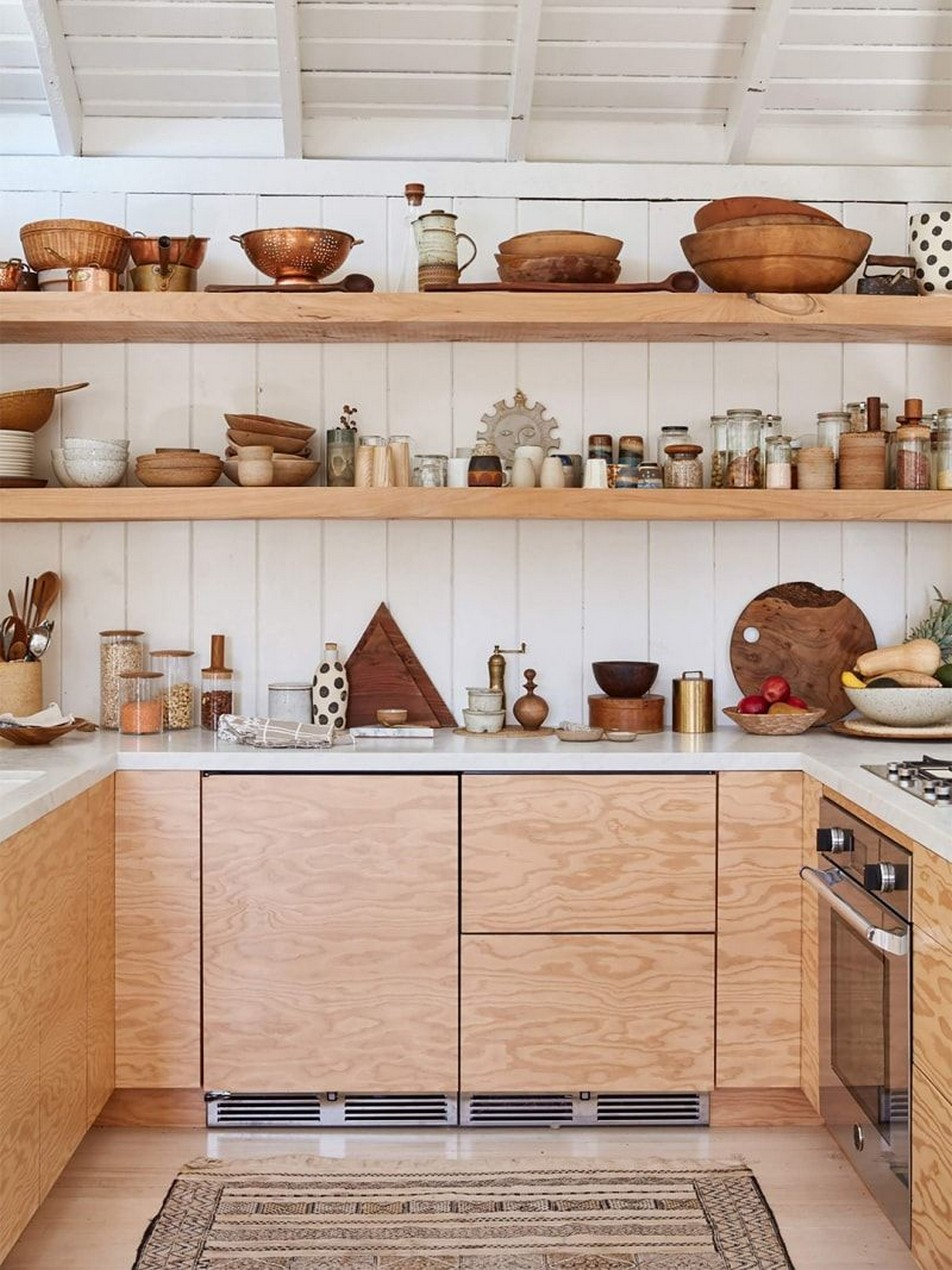 71 Painted Kitchen Cabinets Ideas For Home Decor 48