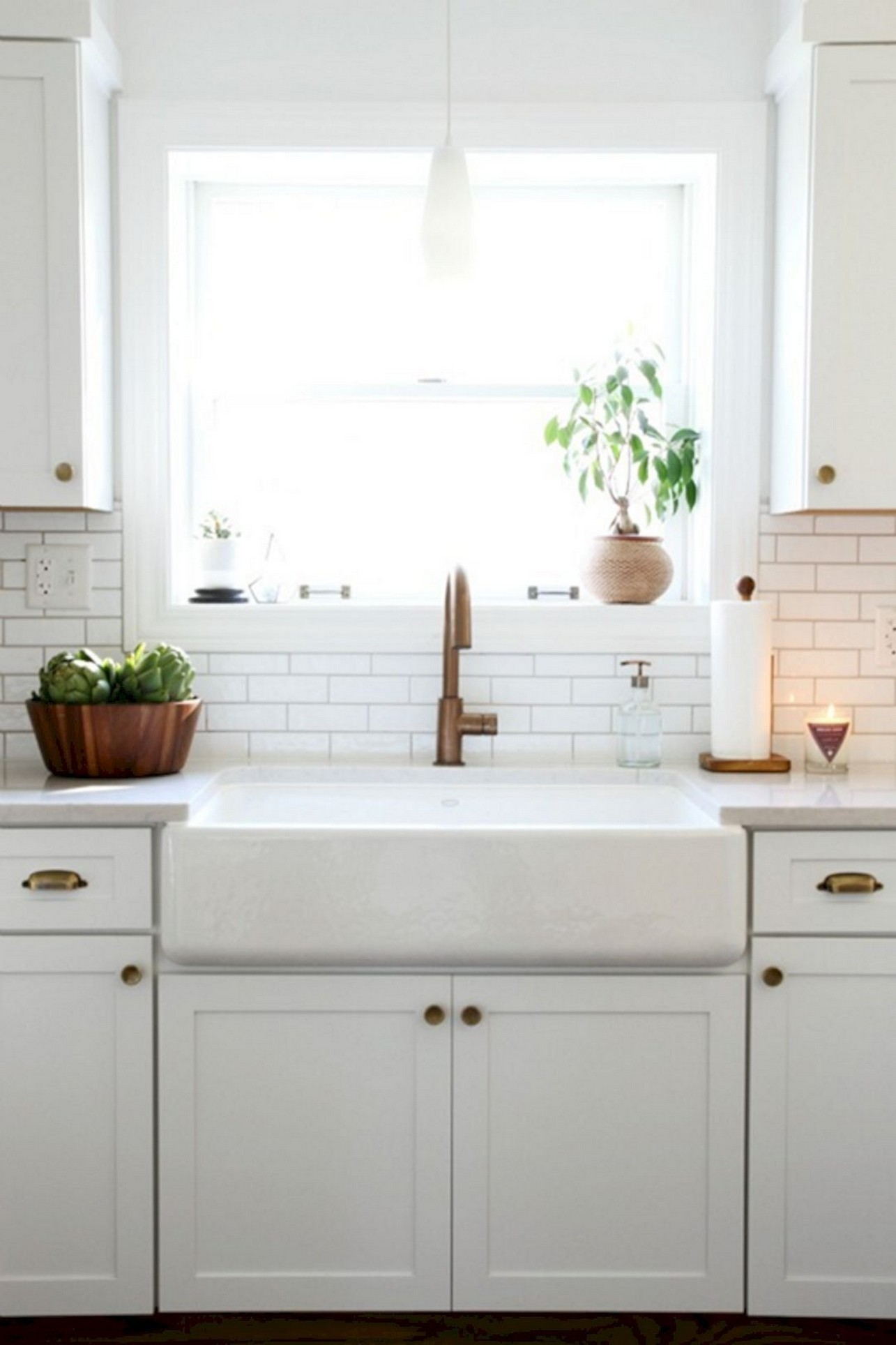74 Things A Farmhouse Kitchen Sink Can Do For You Home Decor 57