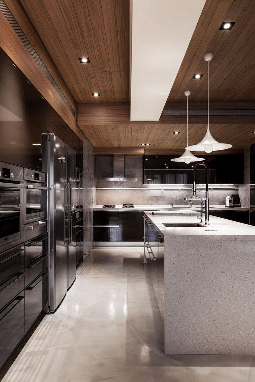 86 Modern Kitchen Ideas For Modern Kitchens Home Decor 24