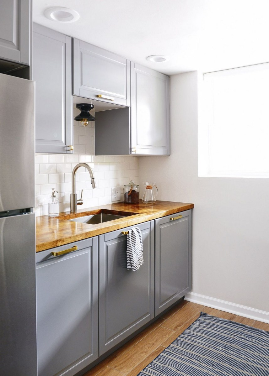 86 Some Small Kitchen Ideas To Help You Do Up Your Kitchen 17