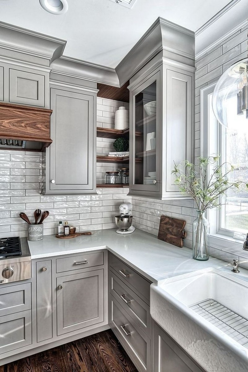 86 Some Small Kitchen Ideas To Help You Do Up Your Kitchen 2