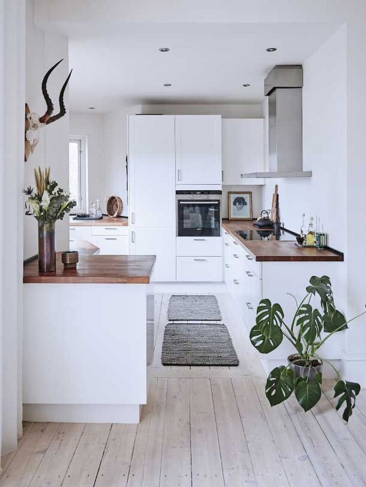 86 Some Small Kitchen Ideas To Help You Do Up Your Kitchen 21