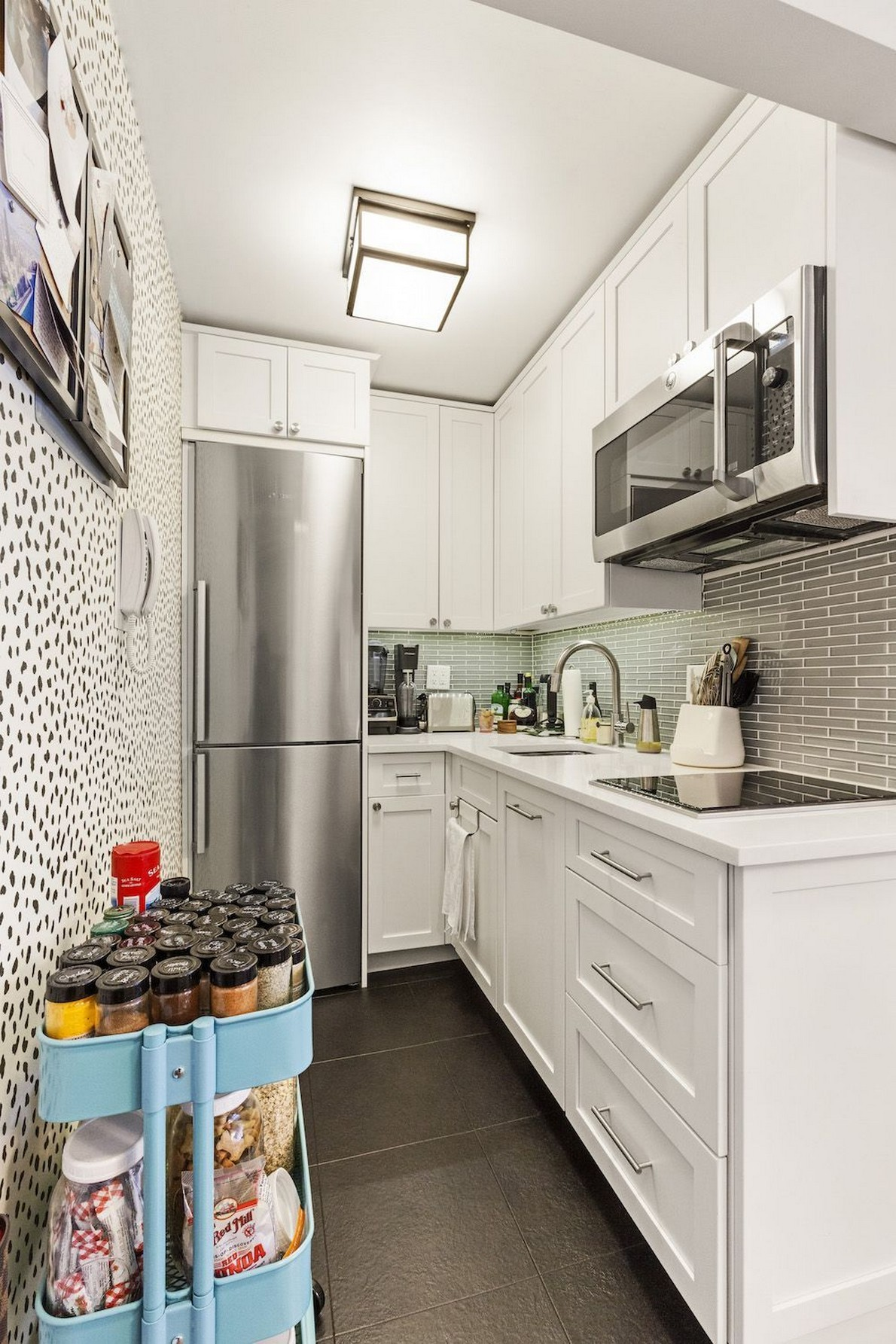 86 Some Small Kitchen Ideas To Help You Do Up Your Kitchen 28