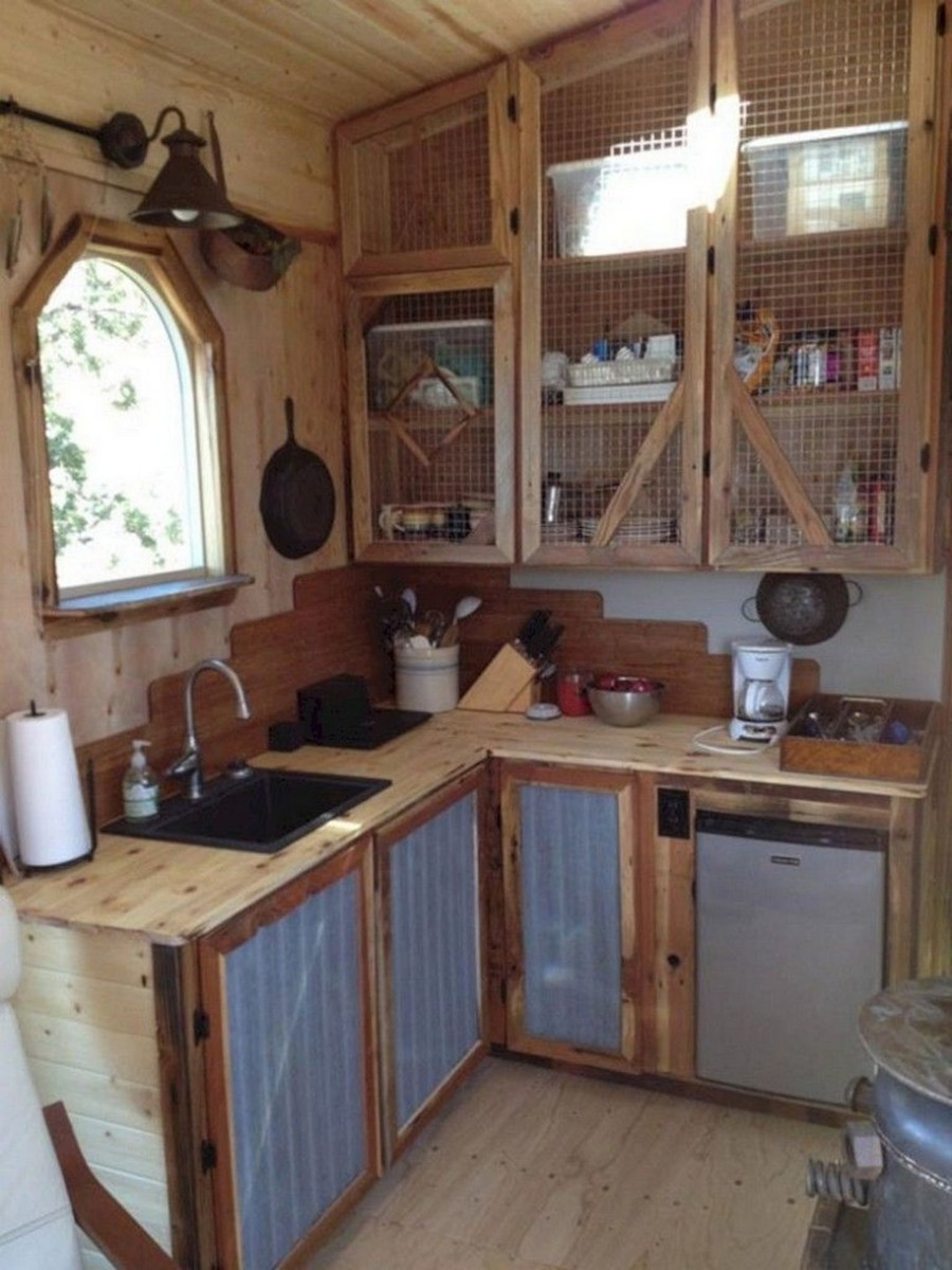 86 Some Small Kitchen Ideas To Help You Do Up Your Kitchen 29