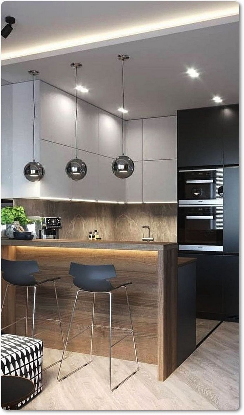 86 Some Small Kitchen Ideas To Help You Do Up Your Kitchen 33