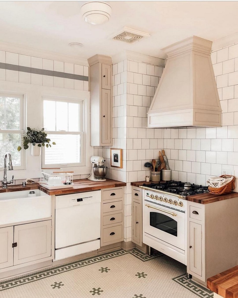 86 Some Small Kitchen Ideas To Help You Do Up Your Kitchen 40