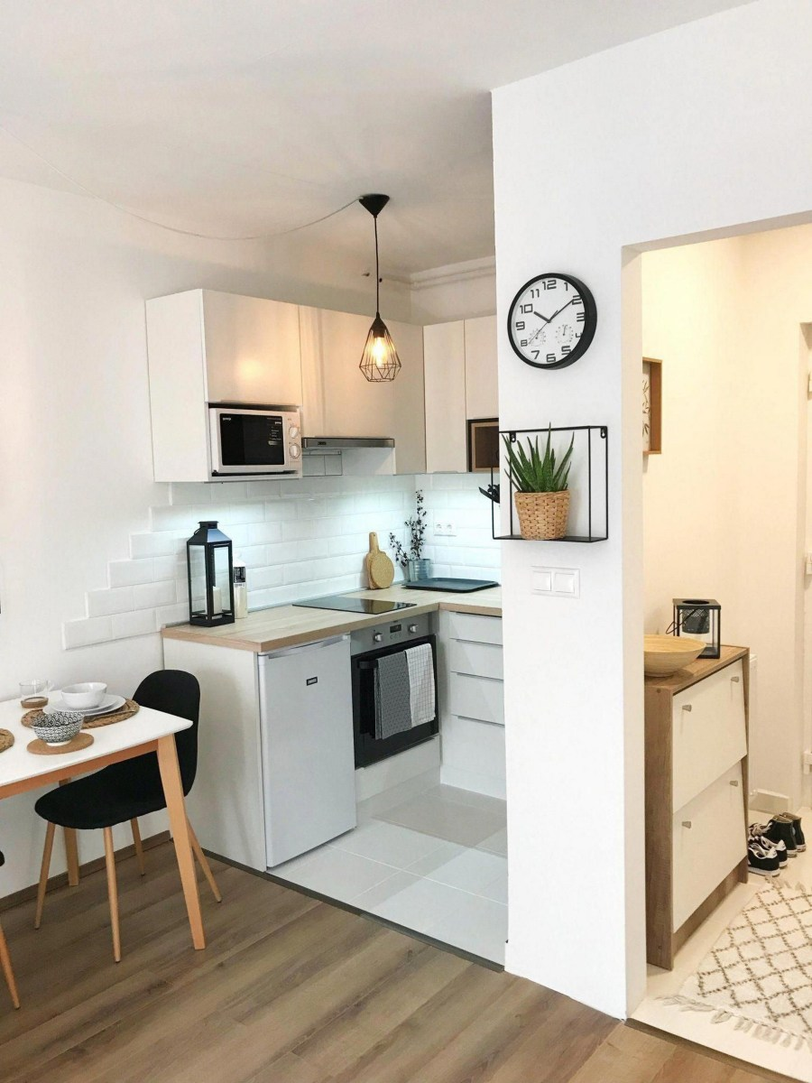 86 Some Small Kitchen Ideas To Help You Do Up Your Kitchen 45