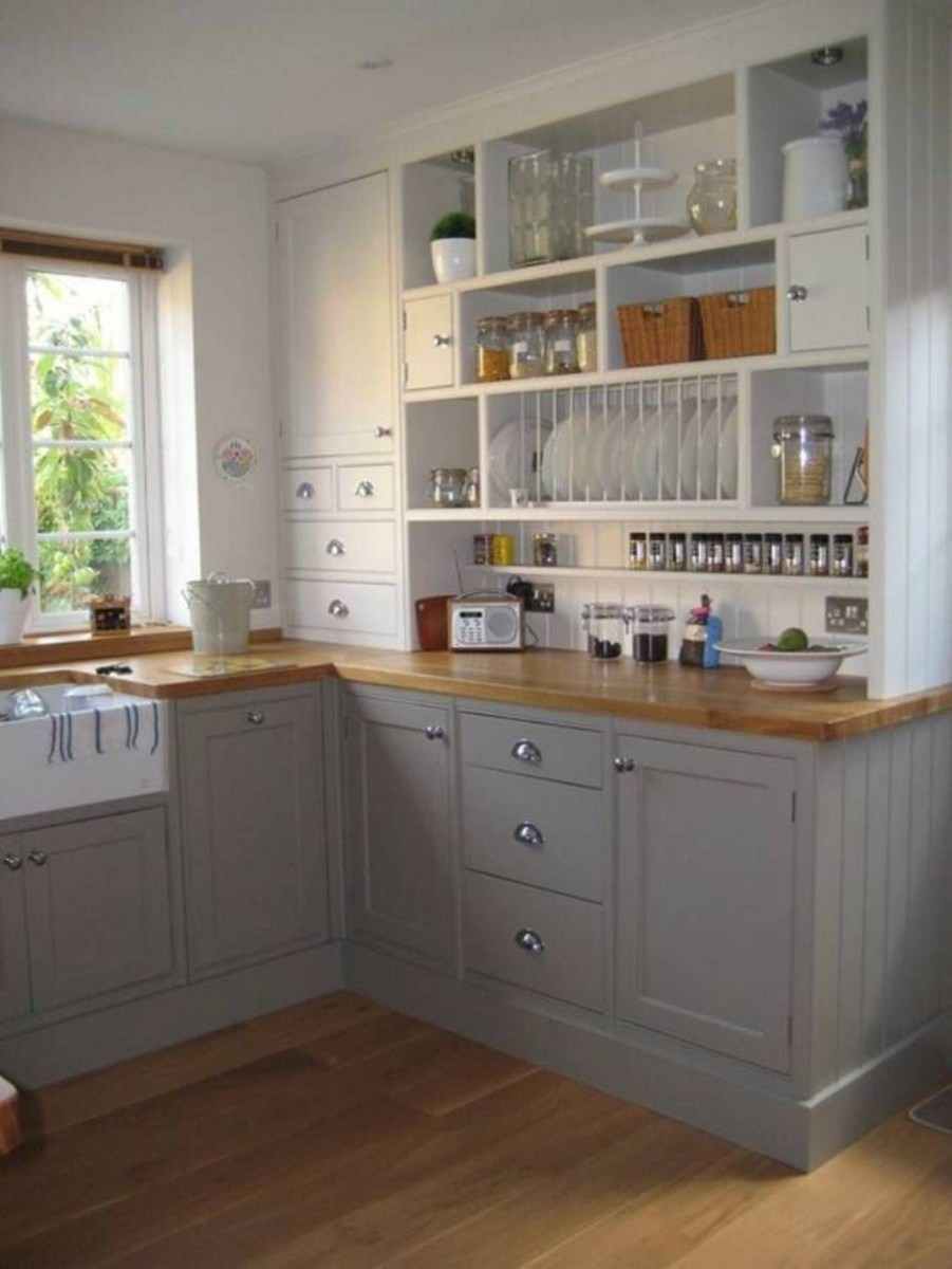 86 Some Small Kitchen Ideas To Help You Do Up Your Kitchen 48