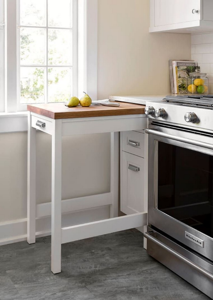 86 Some Small Kitchen Ideas To Help You Do Up Your Kitchen 5