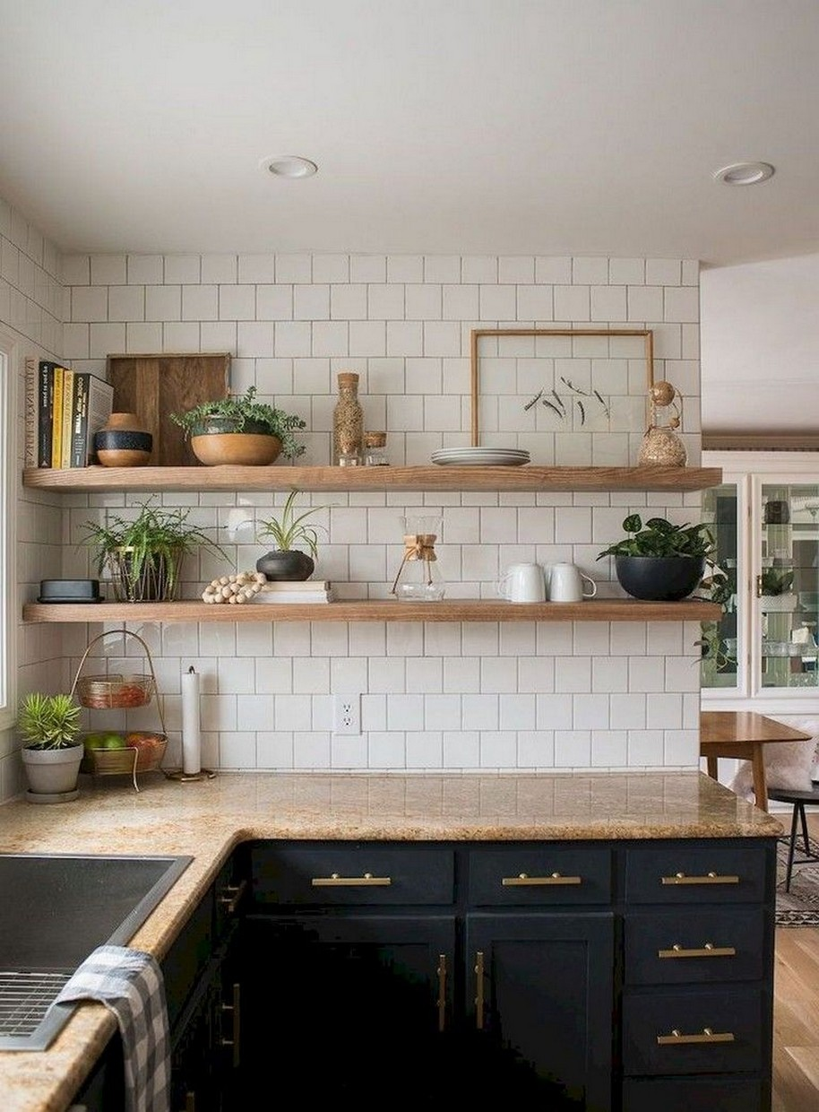 86 Some Small Kitchen Ideas To Help You Do Up Your Kitchen 58